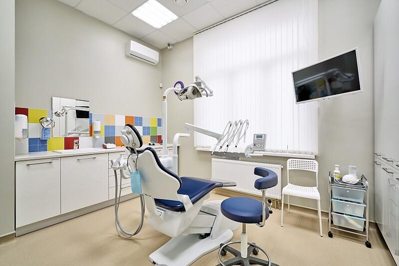 Ventilarea cabinetelor medicale si stomatologice.