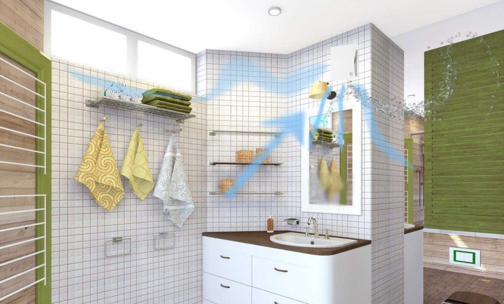 Cum alegem ventilatorul de baie?