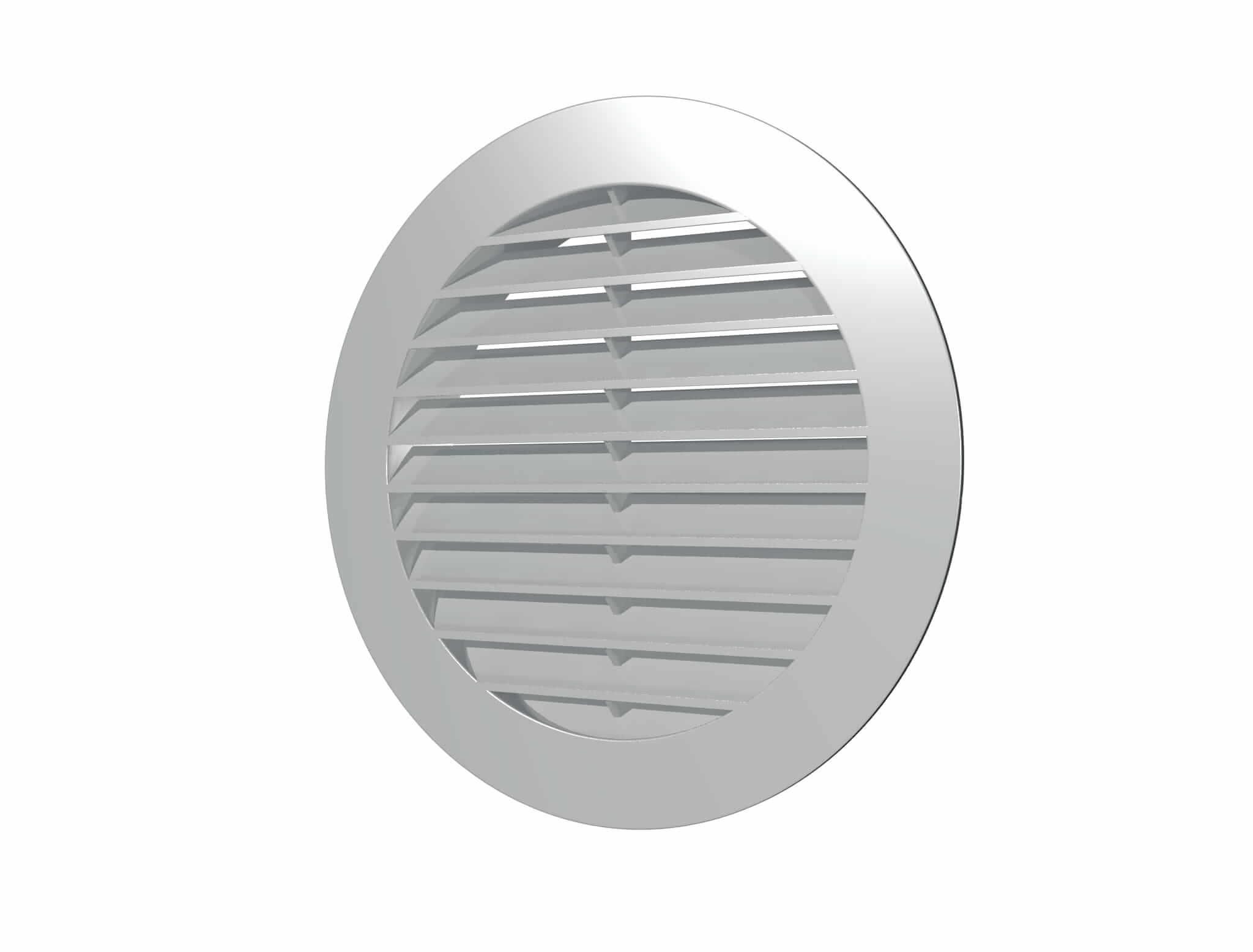 grila rotunda exterioara