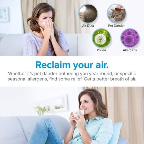 purificator de aer levoit