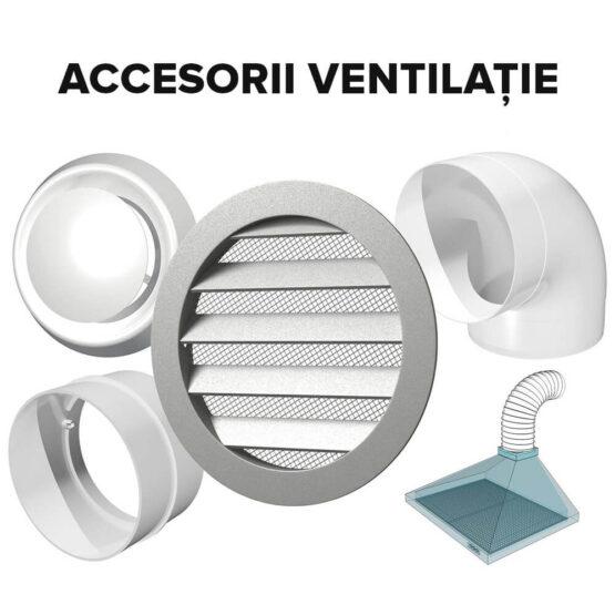 Accessorii ventilație