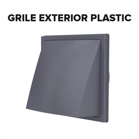 Grile exterior plastic ASA