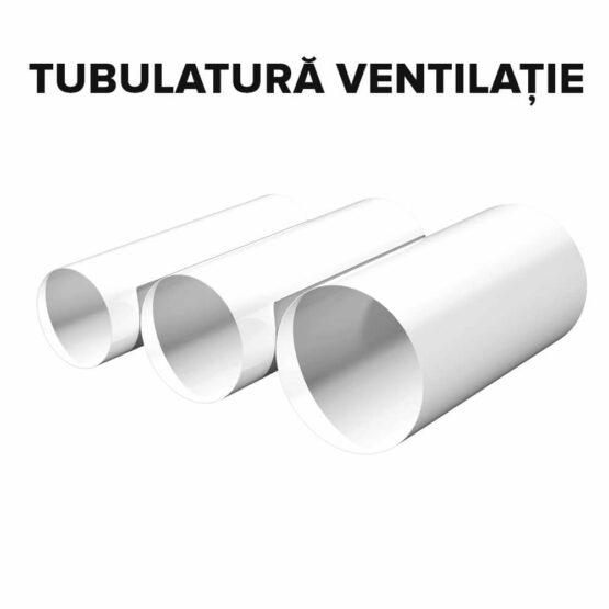 Tubulatură ventilație