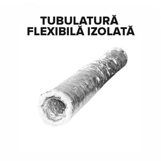 Tubulatură flexibilă izolată